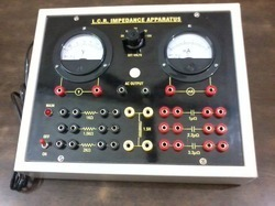 LCR Impedance Apparatus