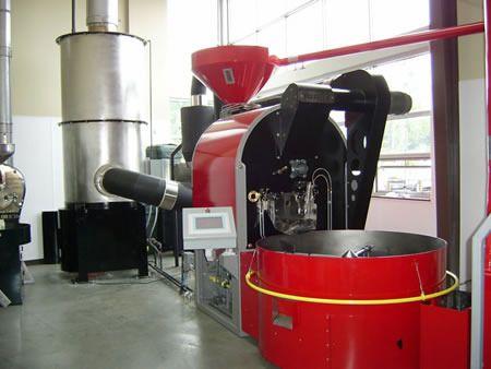 SS Roasting Machine