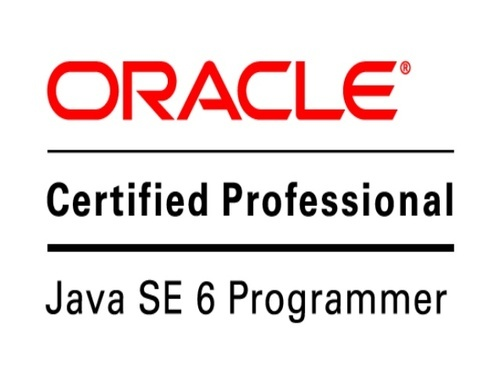 International Java Certifications-oracle Certified Java Prof in ...