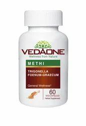 Vedaone Methi Capsule, Atrey Pharmaceuticals, Packaging Type: Bottle