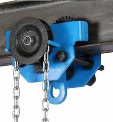 Manual Trolley - Geared