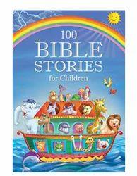 Bible Story Books, Kids Fiction & Entertainment Books