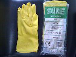 Sure Rubber Gloves