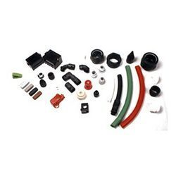 PP Black Plastic Components