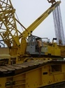 Demag Cc2000 Crane Hydraulic Repair Work