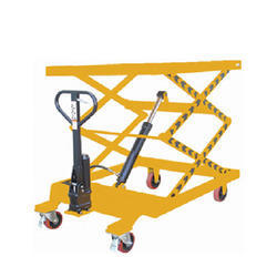 M Series Hydraulic Scissor Lift Table