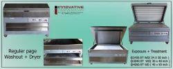 Waterwash Flexo Plate Making Equipment