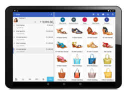 Shoe Store POS Billing Software with Inventory