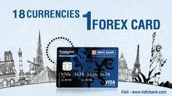 Best prepaid forex card