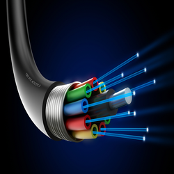 Fiber Optic Cable in Ahmedabad, Gujarat   Optical Fiber Cable ...