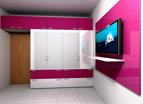 Modular Wardrobe modular wardrobes - wardrobe designing service wholesale trader