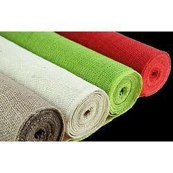 Five Color Hessian Cloth