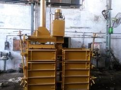 Hydraulic Baling Press For Raffia Plastic