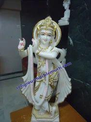 God Krishna Marble Moorti