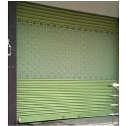 Security Rolling Shutters
