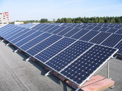 Commercial Solar Panels 245 W