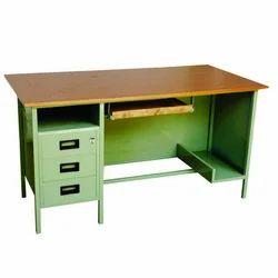 Designer Steel Table