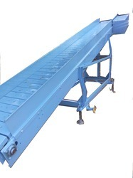 Truck Loading Plate Bed Conveyor