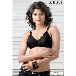 Aesa Black Maternity Feeding Bra