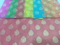 Chiffon Jacquard Naggish Fabric