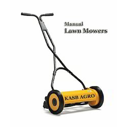Manual Lawn Mowers
