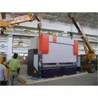 Plant & Machinery Shifting Service