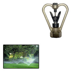 Butterfly Sprinklers for Irrigation