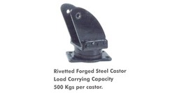 Riveted Forged Steel Casters
