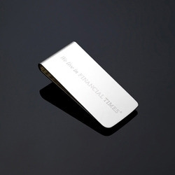 Disha Silver Plated Money Clips