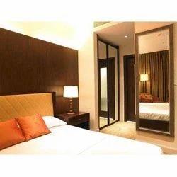 Hotel Wood Frame