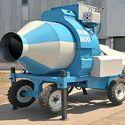 Universal Concrete Mixer
