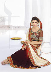 Fashionable Designer Saree