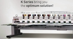 Multi Head Automatic Embroidery Machine (K Series)