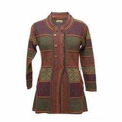Fancy Woollen Coat