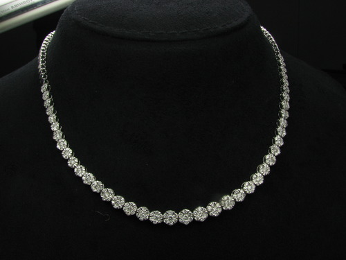 Diamond Necklace India