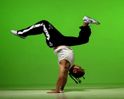 Locking Poping  Dance Training Services
