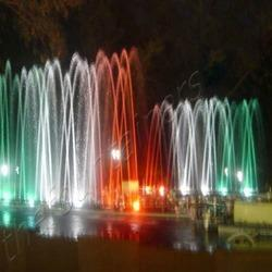 Swing Fountain
