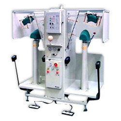 Jacket Finishing Machines