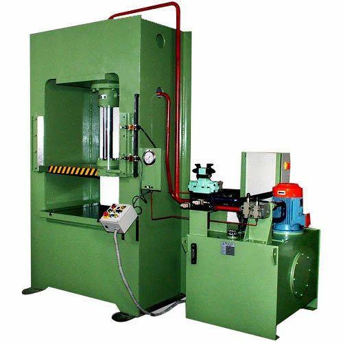 Hydraulic Press Hydraulic Amp Pneumatic Machines Devraj