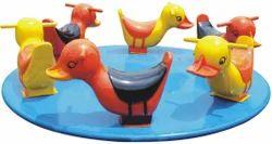 Platform Duck Merry Go Round