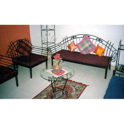 Sofa Wrought Iron