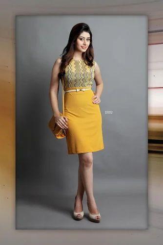 Designer Summer Dresses - Ladies Designer Dress Manufacturer