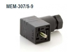 Micro DIN Connector Non Illuminated 3P E PG-7 MEM-307/S-9