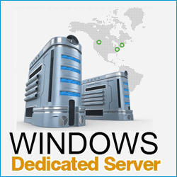 Windows Dedicated Server Hosting Service