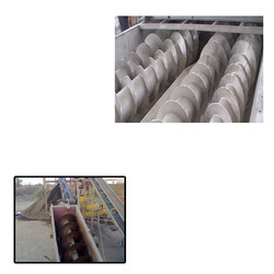 Screw Conveyors for Cement