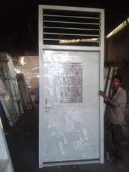 White Swing Ventilated Doors, For multipurpose