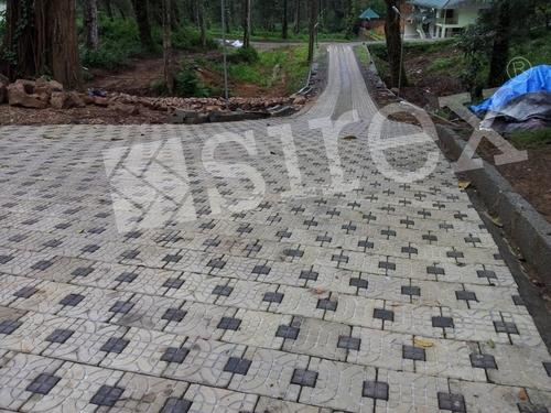 Garden Paver With Stone At Rs 42 Square Feet Thodupuzha
