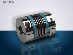 Flexible Metal Bellow Coupling