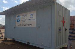 E Health Portable Container Unit