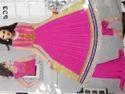 Designer Anarkali Suit Pink